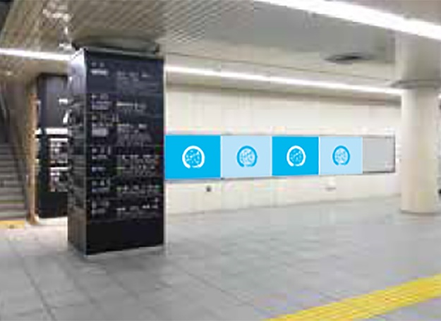 JR西日本 駅ポスター ターミナル5駅セット 京都駅